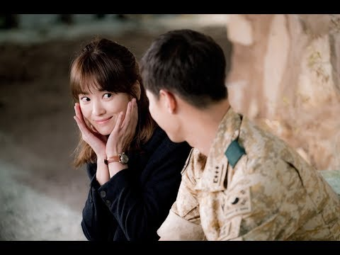 Darasal | Raabta | Descendants Of The Sun FMV | Hindi Song Korean Mix