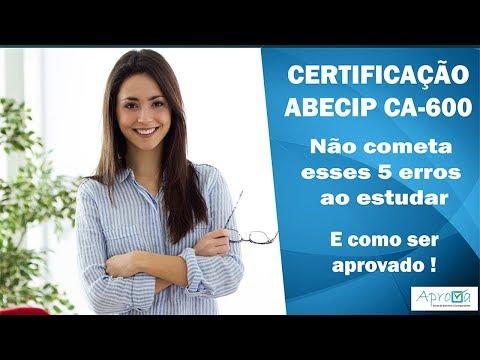 ABECIP CA-600: 5 dicas para passar de primeirana prova + Bonus Gratuito - #Aprova