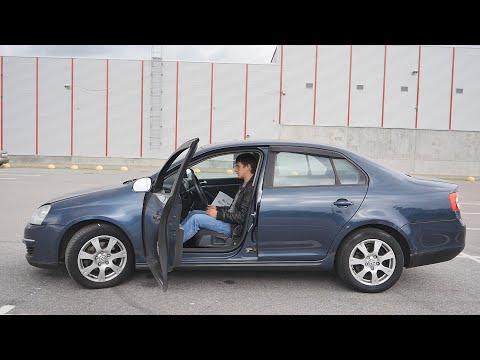 Фольксваген Джетта  ( Volkswagen Jetta ) с пробегом 200
