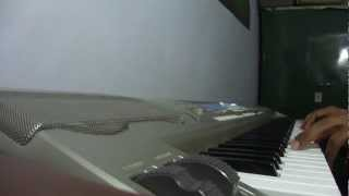 Maatran song Naani koni keyboard version by dhinesh