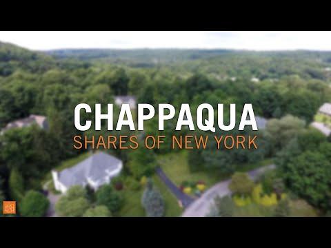 Chappaqua | Shares Of New York