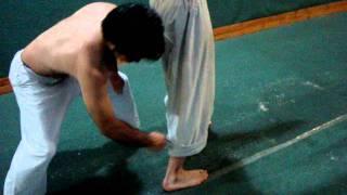 """Sanchin Kitae - Shohei Ryu Karate """"Okikukai"""" (ex Uechi Ryu)"""