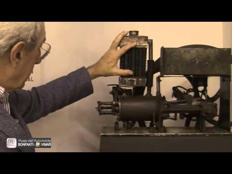 Der erste Benzinmotor auf der Welt