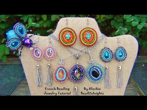 French Beading Jewelry Tutorial