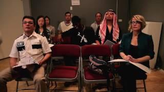 Asian Man Teaches Ebonics Class - DANTE CHANG