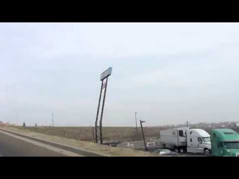 Billboard on the verge of collapsing in Livingston, Ca has been addressed
