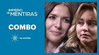 Imperio de mentiras: Cristina tiene en sus manos a Elisa | C- 58 | Las Estrellas