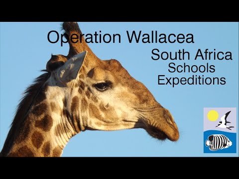 Operation Wallacea - South Africa Schools Expeditions