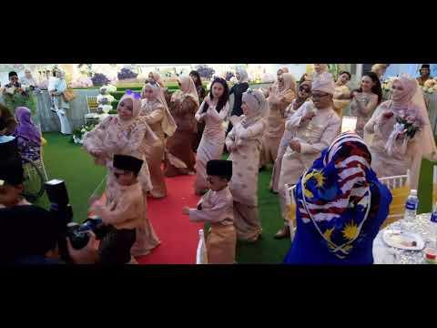 Wedding Anak Kawan
