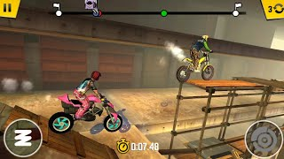 Trial Extrema 4♪ Extreme Bike Racing Champions Crazy Bike Games #317 FHD - Android Gameplay screenshot 3