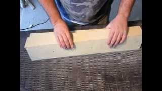 woodworking tips- perfect miter joint glue ups wi