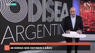Carlos Pagni: 48 horas que definen cuatro años - Editorial - Odisea Argentina