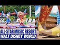 All Star Music Resort and Room Tour - Disney World!