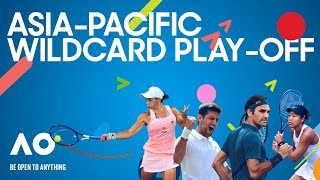 Asia-Pacific Wildcard Playoff 2019 Day 4 Centre Court