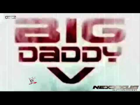Big Daddy V 1st *CUSTOM* Titantron [2008] [HD 720p]