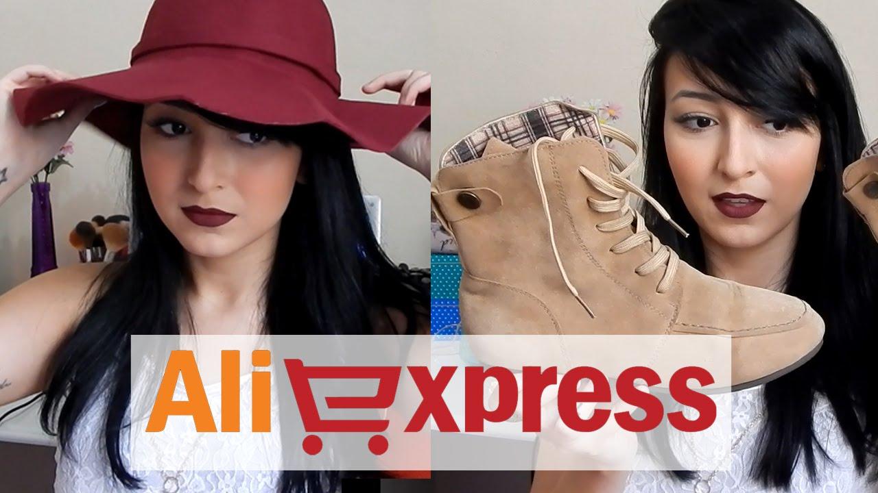 6877fb288d Minhas melhores compras do AliExpress - YouTube