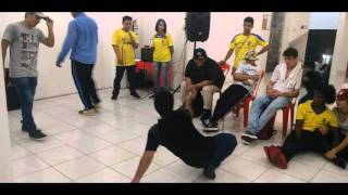 Diego R. & Giovanny M. VS Geancarlos J. & Jacob | SEMIFINAL ALL STYLE | @DanceOnNetwork