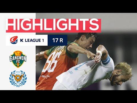 Gangwon Daegu Goals And Highlights