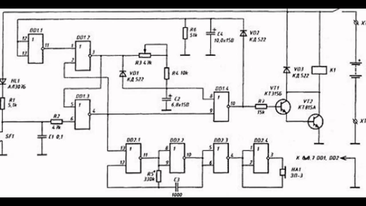 Электроудочка своими руками из катушки зажигания схема подключения фото 934