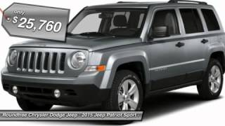 2015 JEEP PATRIOT Jackson, MS FD157295