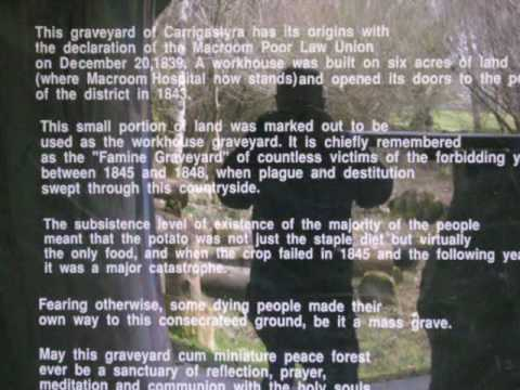 Monuments and Memorials for Irish Famine...