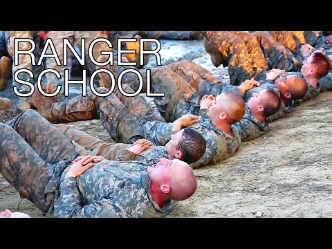 US Army Ranger School - The Toughest Combat Course In The World