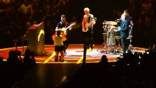 U2 - The Sweetest Thing - May 14, 2015 - Vancouver, BC - Rogers Arena