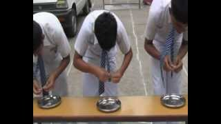 CHILDREN'S DAY GAMES AND EVENTS 2012  CLASS 8 OF HOLY MARY HIGH SCHOOL FEROZGUDA