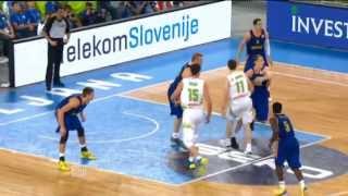 Top 5 Plays 21 September EuroBasket 2013
