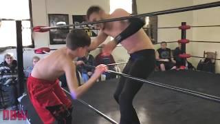 Zapętlaj DOMINATING BACKYARD WRESTLING - Total Domination 3 Zakk Daniels vs The Blaze | Dominating Backyard Wrestling