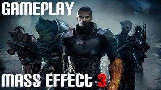 Gameplay - Mass Effect 3 Demo (Czech) [HD]