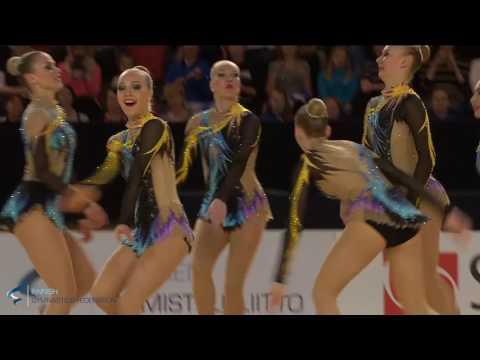 Team Vantaa, FIN - AGG World Championships 2017 Helsinki