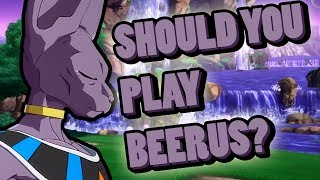 Should You Play Beerus? | Dragonball FighterZ