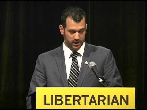 Electing a Presidential Candidate, Part 3 of 3. Libertarian Party Convention 2016