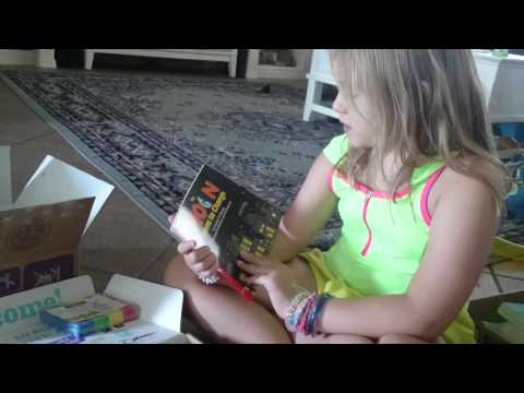K12 3rd Grade Unboxing