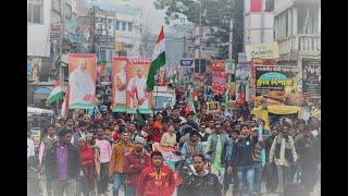 #CAAJanJagaran Rally at Contai