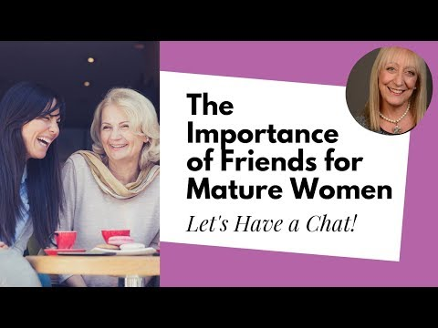 The Importance of Friends for Women Over 60 | Life After 60 | Suzanne Braun Levine Interview
