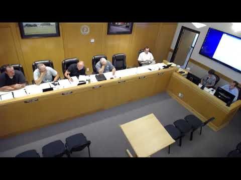 Roosevelt City Council meeting July 18, 2017
