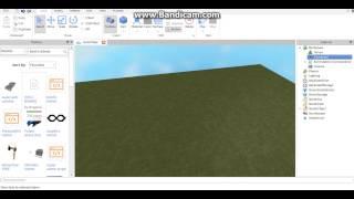 Roblox Studio Builds S1 E1-My Build Place Part 1