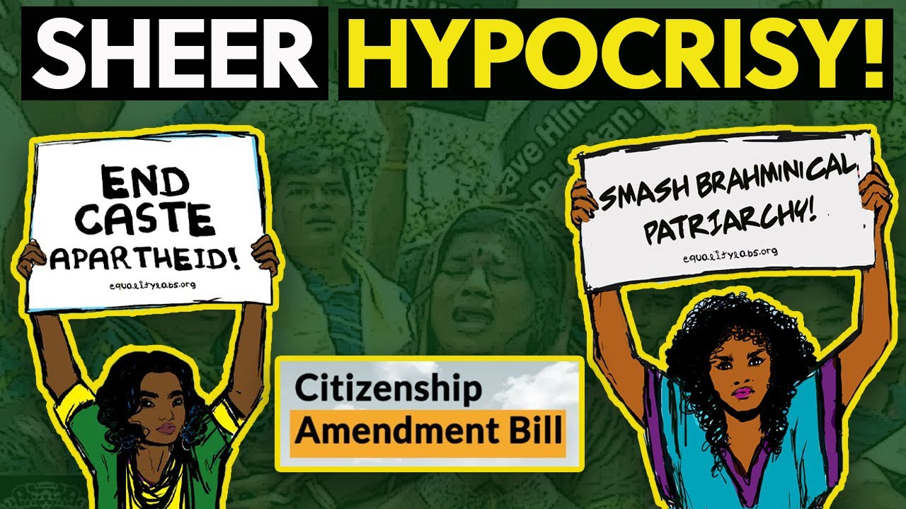 "The Utter Hypocrisy Of ""South Asian"" SJW Groups 
