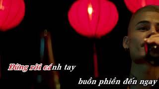 EM VỀ ĐI EM   KARAOKE BEAT CHUẨN   HOA VINH   Đạt G   Trịnh Đình Quang