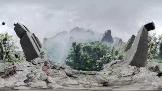 TARZAN: LEGENDA - Swinging 360