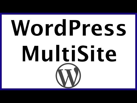 How To Setup WordPress Multisite