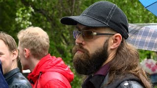 Мужчина без бороды – всё равно что женщина с бородой!
