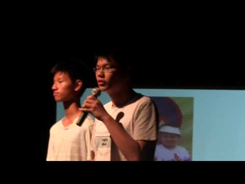 TEDx: Tippy Pei and Dominic Law on HK public schools
