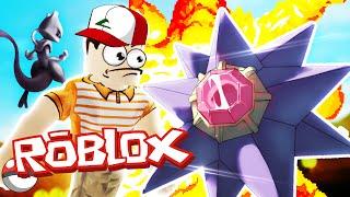 Roblox Adventures / Projet Pokemon / POKEMON MASTER!
