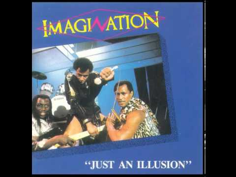 Imagination - Just An Illusion (Instrumental)