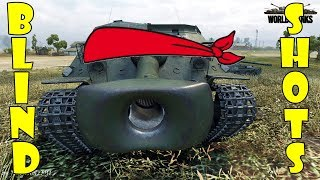 World of Tanks - Funny Moments | BLIND SHOTS! #9