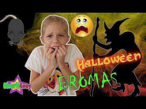 4 BROMAS GRACIOSAS Y DIVERTIDAS para hacer en Halloween | DivertiGuay
