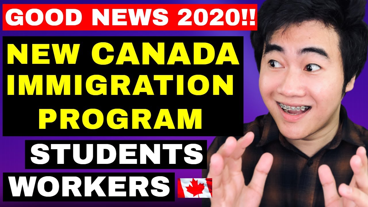 GET READY!! NEW CANADA IMMIGRATION PROGRAM! AND LATEST CANADA IMPORTANT UPDATES!